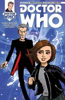 Doctor Who The Twelfth Doctor Adventures: Year Two #1 (Cover D)
